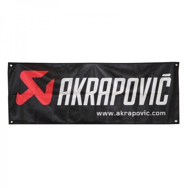 Akrapovic Banner (Flagge)