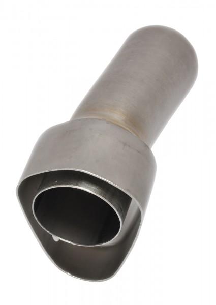 Akrapovic dB-Killer/dB-Eater Ø28mm passend auf die rechte Seite