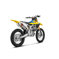 Akrapovic Evolution Linie Suzuki RMZ 450 Bj.2018