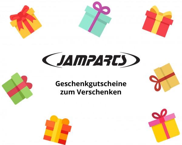 JAMparts Geschenkgutschein