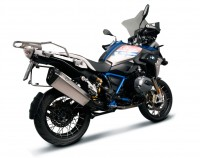 Termignoni Schalldämpfer BMW R 1200 GS/Adventure 17-18