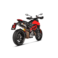 Akrapovic Auspuff Slip-On DUCATI 950 Hypermotard/SP Bj.19-