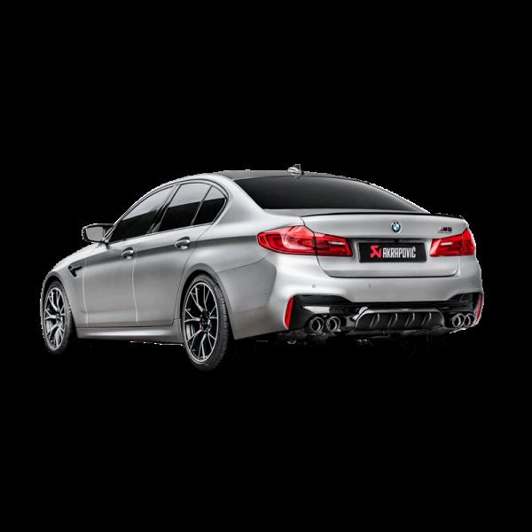 Akrapovic Schalldämpfer Titan BMW M5 / M5 Competition (F90) - OPF/GPF 18