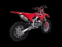 Akrapovic Auspuff Komplettanlage Titan HONDA CRF 450 R / RX