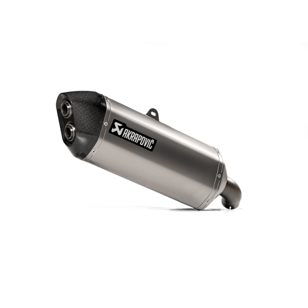Akrapovic Auspuff Slip-On SUZUKI DL 1050 V-Strom