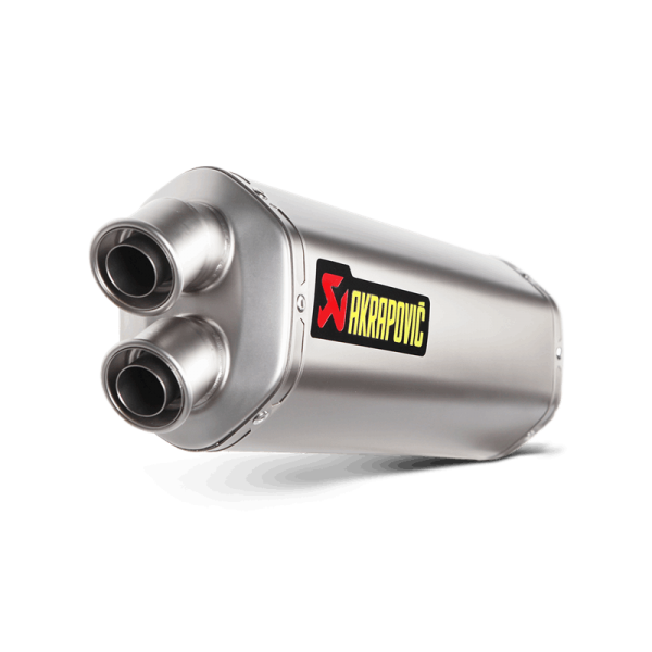 Akrapovic Schalldämpfer HONDA CRF 1000 L Africa Twin /Adventure Sports 18-19