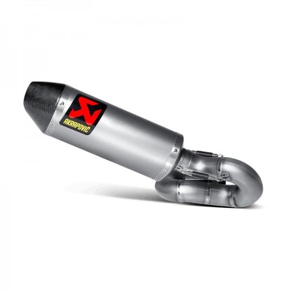 Akrapovic HONDA CBR 1000 RR (ABS) Modell 14-16