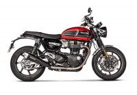 Akrapovic Auspuff Slip-On TRIUMPH Speed Twin 19