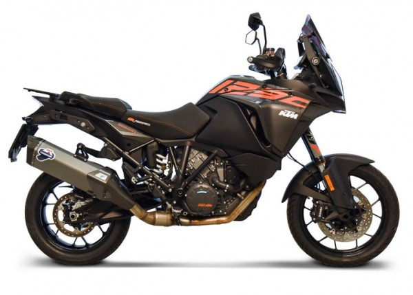 Termignoni Auspuff Slip-On KTM 1290 Super Adventure