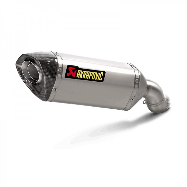 Akrapovic Auspuff Slip-On KAWASAKI Z 900