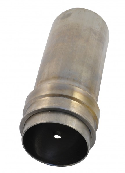 Akrapovic Reduktionshülse Ø35mm passend auf die rechte Seite