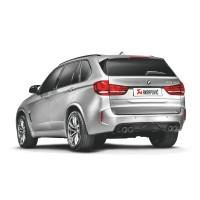 Akrapovic Carbon- Heck-Diffusor  BMW X5 M (F85) 15