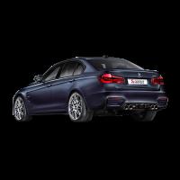 Akrapovic Carbon- Heck-Diffusor  BMW M3 (F80) 14-17