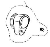Akrapovic dB-Killer/dB-Eater passend auf die rechte Seite