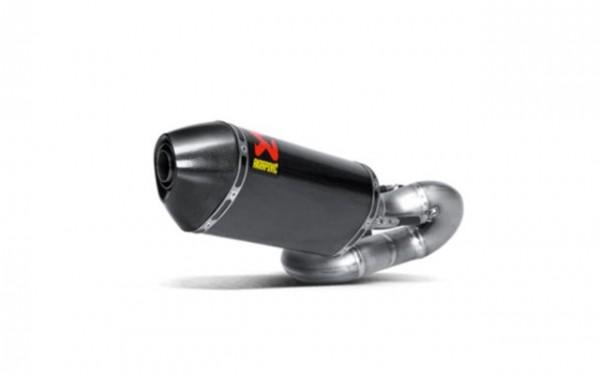 Akrapovic Schalldämpfer HONDA CBR 1000 RR (ABS) Modell 09-13