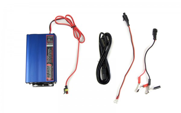 Aliant Batterie- Ladegerät inkl. Schnellverbinder 325000003