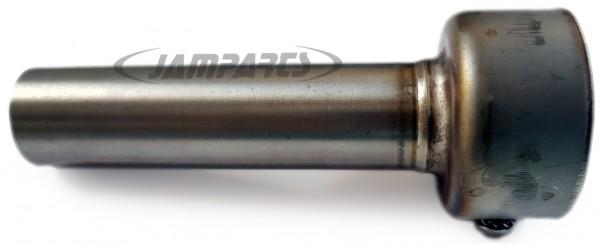 Akrapovic dB-Killer/dB-Eater Ø25mm passend auf die rechte u. linke Seite