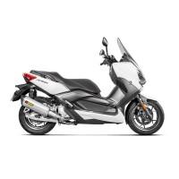 Akrapovic Yamaha X-MAX 125 2017