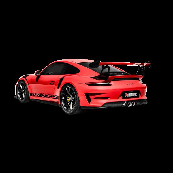 Akrapovic Schalldämpfer PORSCHE 991.2 (911) GT3 RS 18-19