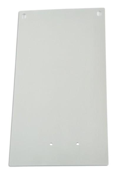 Akrapovic Spritzschutzplatte APRILIA Shiver 750/GT 08-16