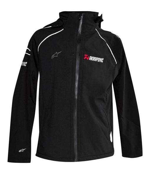 Akrapovic Jacket Softshell Alpinestars Herren