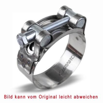 Akrapovic Klemmschelle Edelstahl- V4A