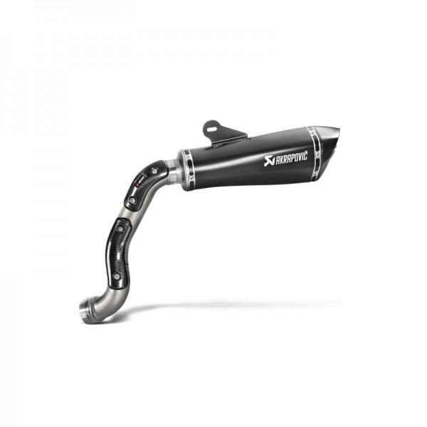 Akrapovic Auspuff Slip-On BMW R NINET