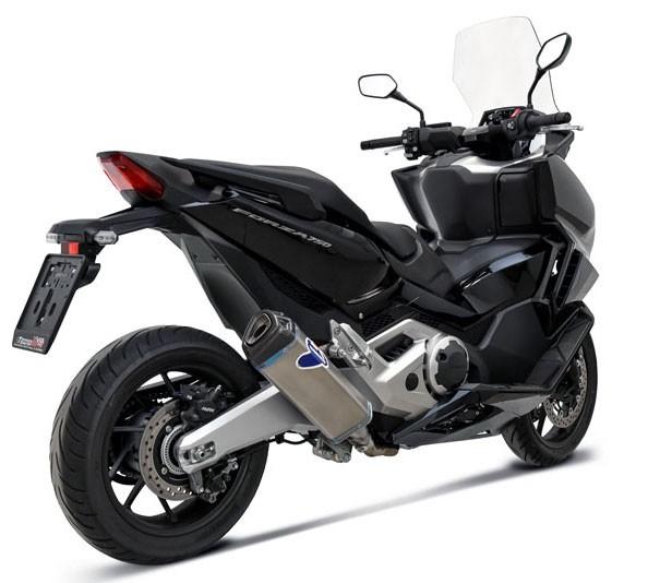 Termignoni Auspuff Slip-On HONDA NC 750 X-ADV / Forza 750