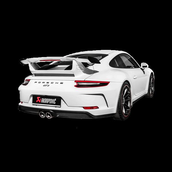 Akrapovic Schalldämpfer PORSCHE 991.2 (911) GT3 /GT3 RS 18