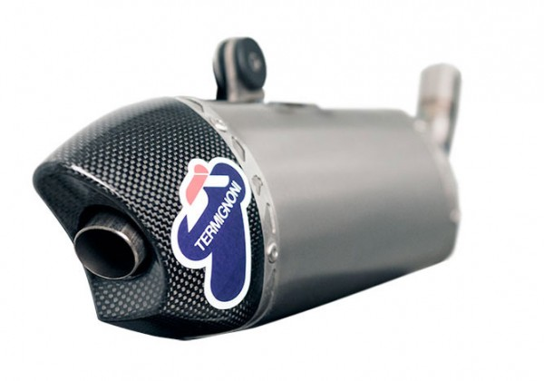 Termignoni Schalldämpfer Husqvarna TE 250/300/350 2T/KTM 125/250300/ 2T 18-19