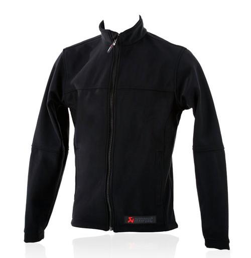 Akrapovic Jacket Softshell Herren