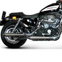 Termignoni Schalldämpfer HARLEY-DAVIDSON Sportster XL 1200X Forty-Eight 0
