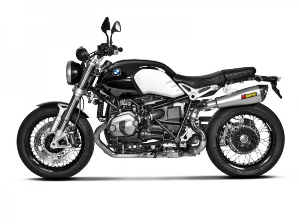 Akrapovic Auspuff Slip-On BMW R NINET 14-16