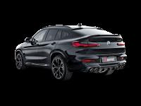 Akrapovic Auspuff Slip-On Titan BMW X4 M / X4 M Competition (F98) - OPF/GPF