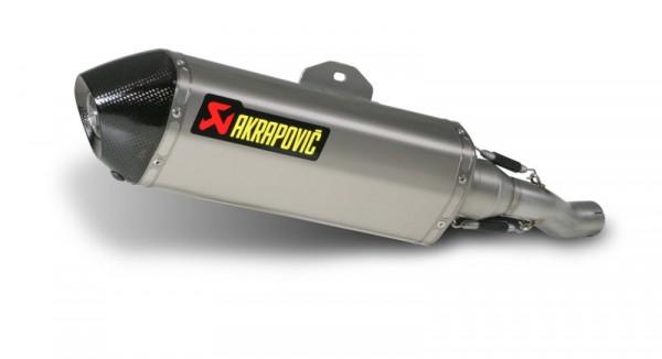 Akrapovic Schalldämpfer HONDA CBR 250 R 11-16