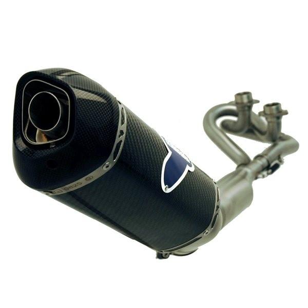 Termignoni Auspuff Komplettanlage Edelstahl YAMAHA T-MAX 530 12-16