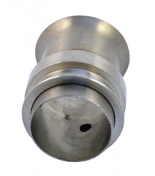 Akrapovic Reduktionshülse Ø38mm passend auf die rechte Seite