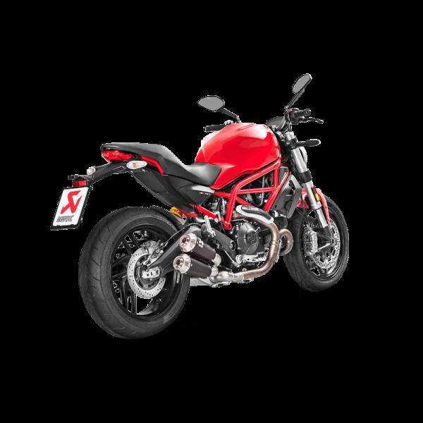 Akrapovic Ducati 797 Monster 17