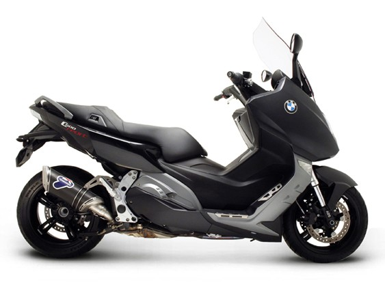 Termignoni Schalldämpfer BMW C 600 Sport 12-15