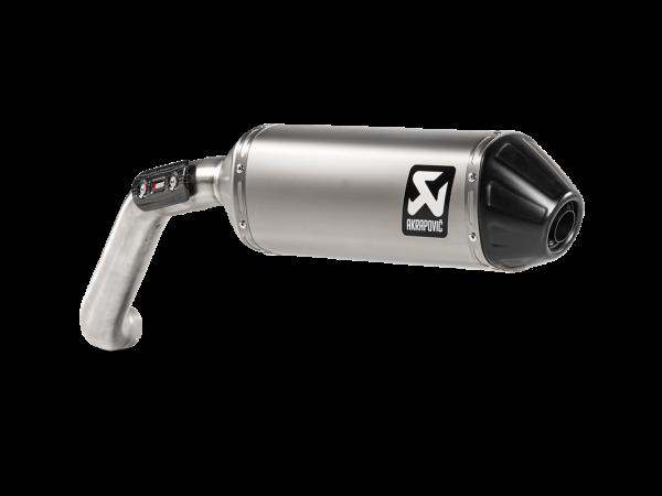 Akrapovic Auspuff Slip-On MOTO GUZZI V85 TT