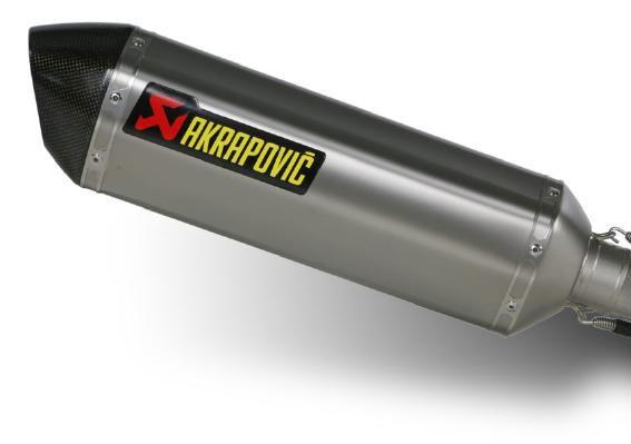 Akrapovic Schalldämpfer HONDA CB 1300 03-14