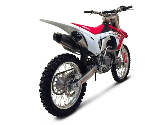 Termignoni Auspuff Slip-On HONDA CRF 250 R 15-16