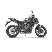 Akrapovic Yamaha XSR 700 2017