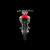 Akrapovic Komplettanlage Titan- Krümmer HONDA CRF 250 R 18