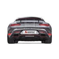 Akrapovic Komplettanlage Titan MERCEDES-BENZ AMG GT Roadster (R190) 15-17