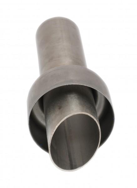 Akrapovic dB-Killer/dB-Eater Ø40mm - 38mm passend auf die rechte Seite
